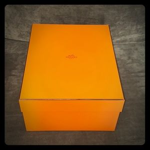 Hermès collectible bag box